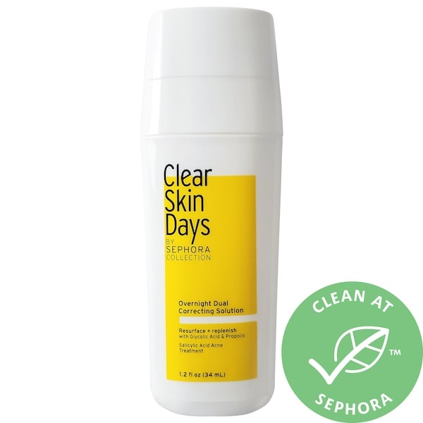 Sephora Collection Clear Skin Days by Sephora Collection Dual Overnight Correcting Solution