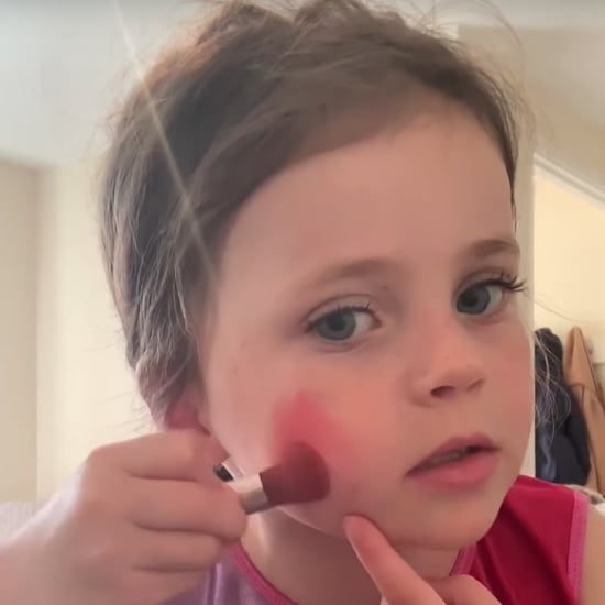 This 5-Year-Old Girl's Makeup Tutorial Video Is Too Cute
