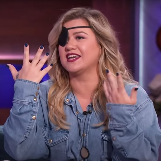 Why Is Kelly Clarkson Wearing an Eye Patch?