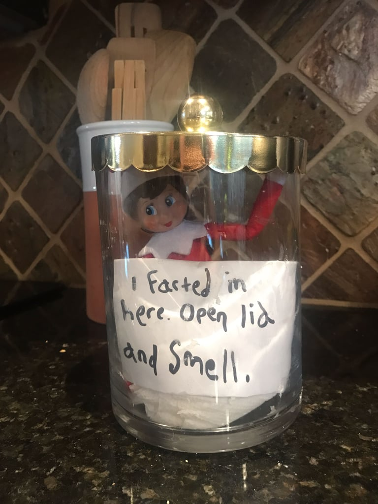 Pictures funny elf the shelf on