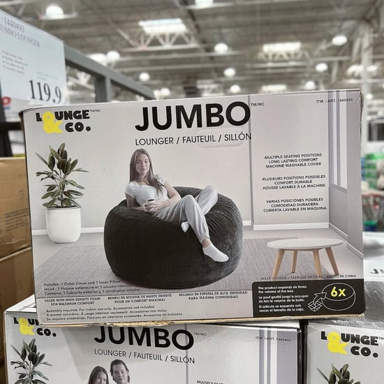 Costco Is Selling Massive Beanbag Chairs in Multiple Colors