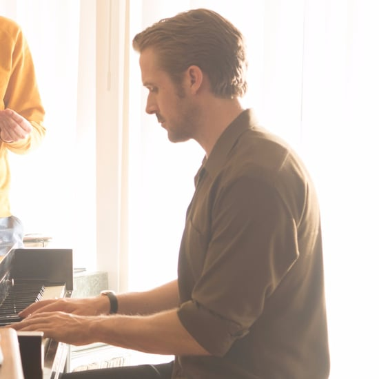 Ryan Gosling Playing the Piano in La La Land Video