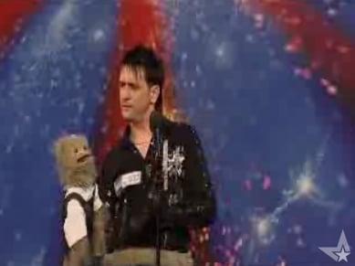 Singing Monkey Puppet