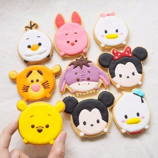 Disney-Inspired Food on Instagram