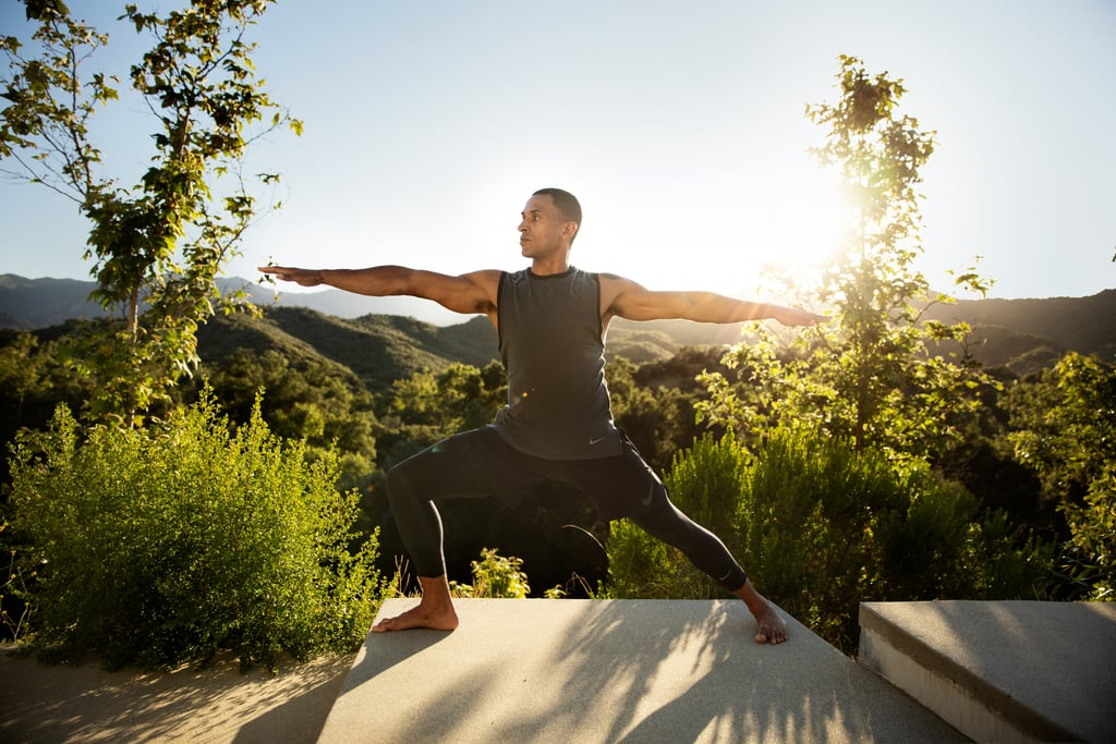 Nike Trainer Branden Collinsworth on the Benefits of Yoga