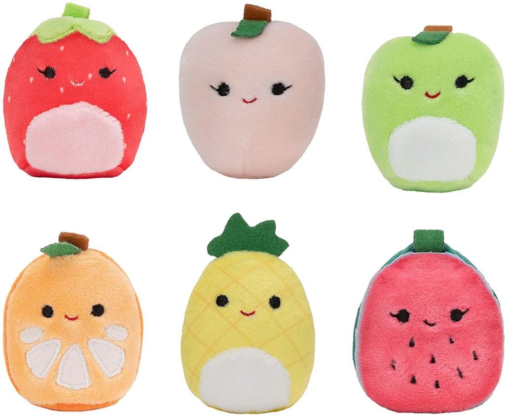 Squishville by Squishmallows Mini Plush Fruit Squad