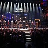 Original Broadway Cast of Rent Reunion at Rent Live Pictures