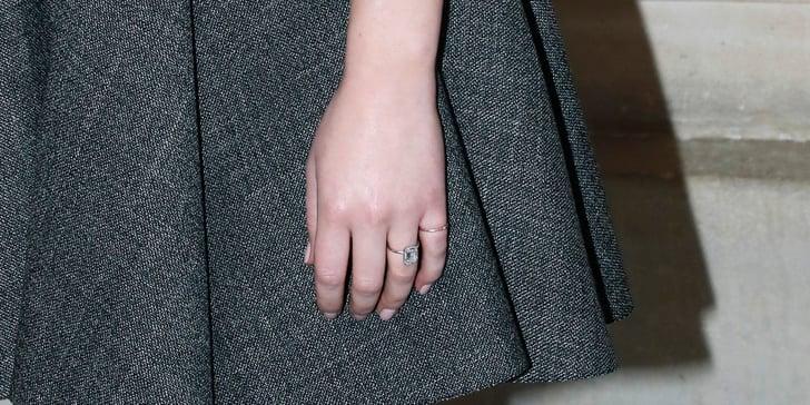 Jennifer Lawrence's Engagement Ring | POPSUGAR Fashion - photo #14