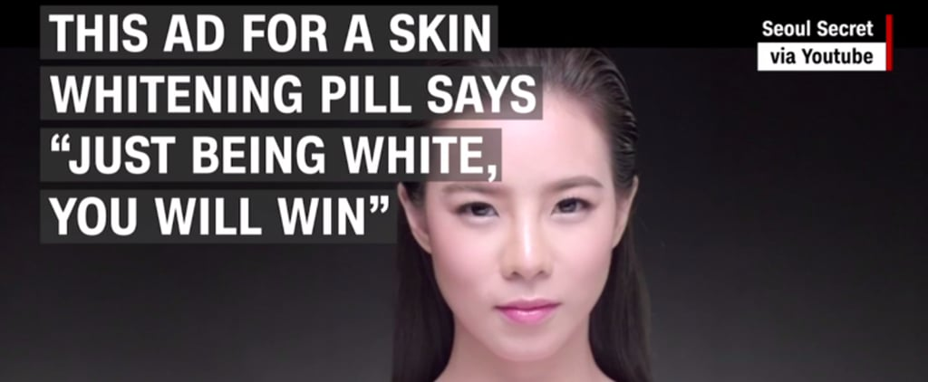Racist Thai Beauty Ad   Winter 2016