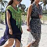 Kim and Kourtney Kardashian in Miami | Pictures
