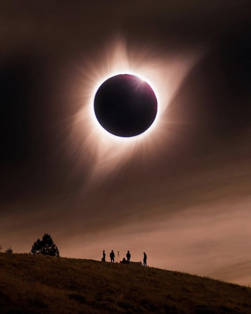Photos of the Eclipse 2017