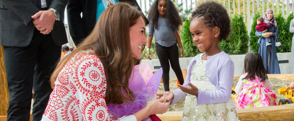40+ Snaps of Kate Middleton With Little Girls That Are Sure to Make Your Heart Explode