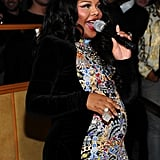 Surprise! Lil' Kim Is Pregnant — See Her Baby Bump