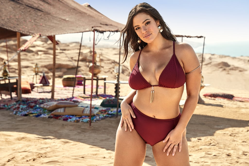 345f88cfa29 Ashley Graham Mother and Daughter Swimsuits For All Campaign ...