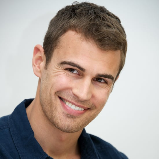 Who Is Theo James?