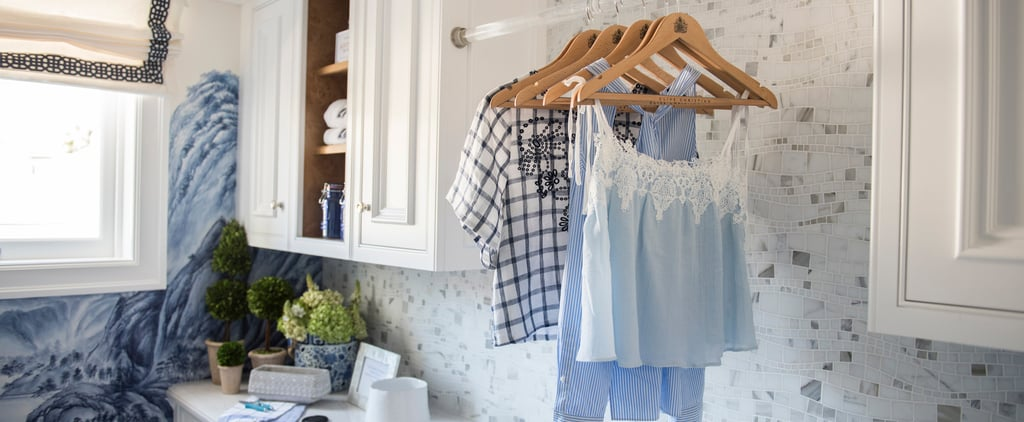 12 Chic Laundry Baskets That Will Make Your Washing Less of a Chore