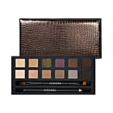 Shimmer more your style? Pick up Sephora Collection It Palette in Nude ($32), which places a big emphasis on the sparkly stuff.