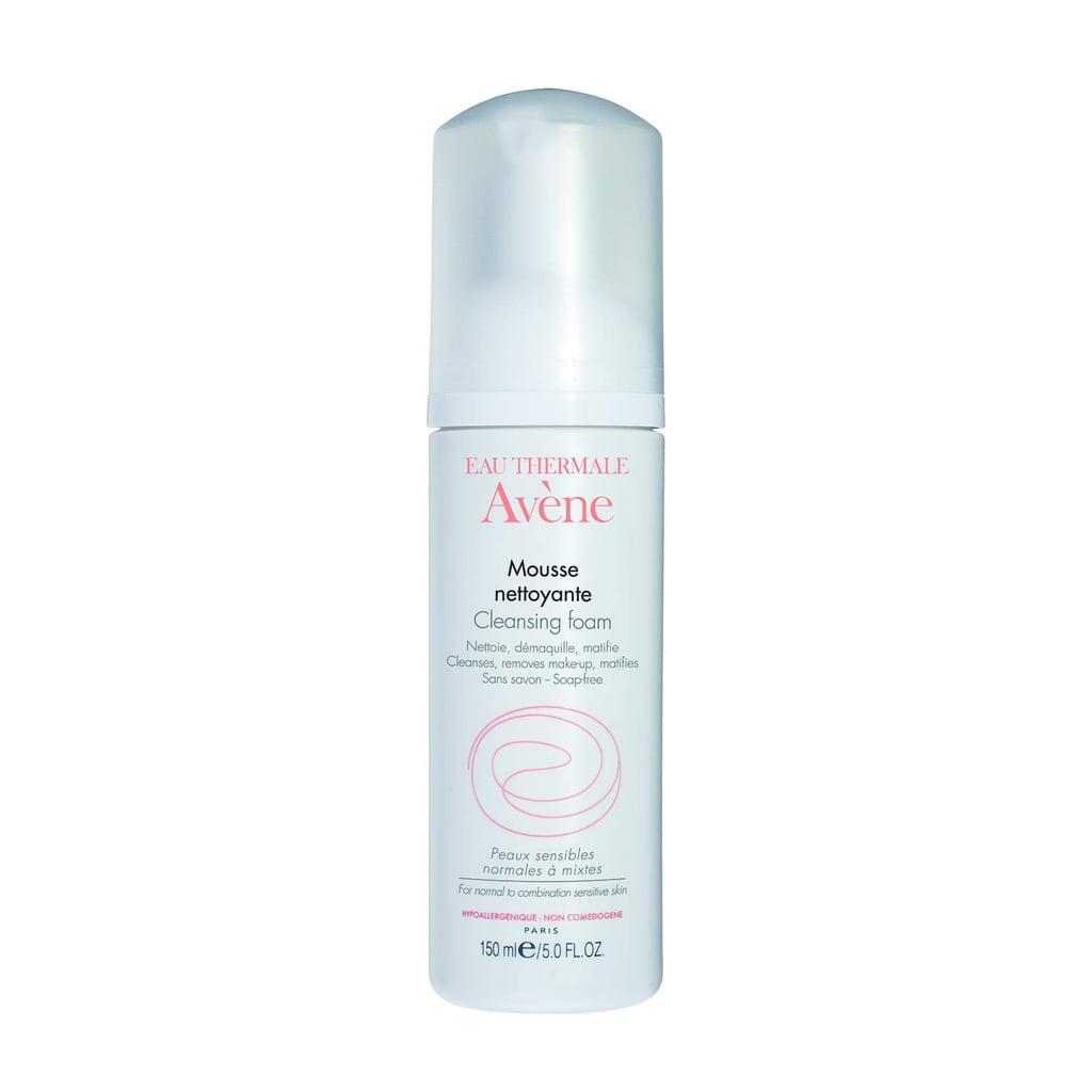 Best Face Wash For Normal Skin: Avene Eau Thermale Cleansing Foam