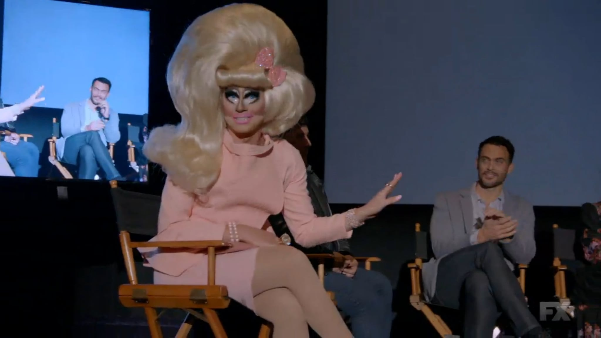 Image result for trixie mattel american horror story