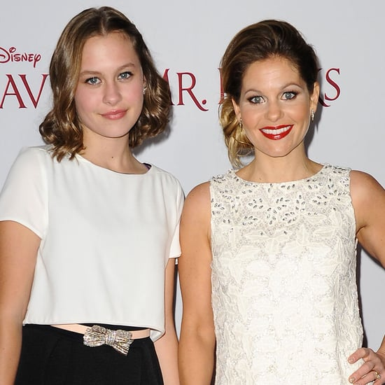Candace Cameron Bure Instagram Photo For Daughter's Birthday