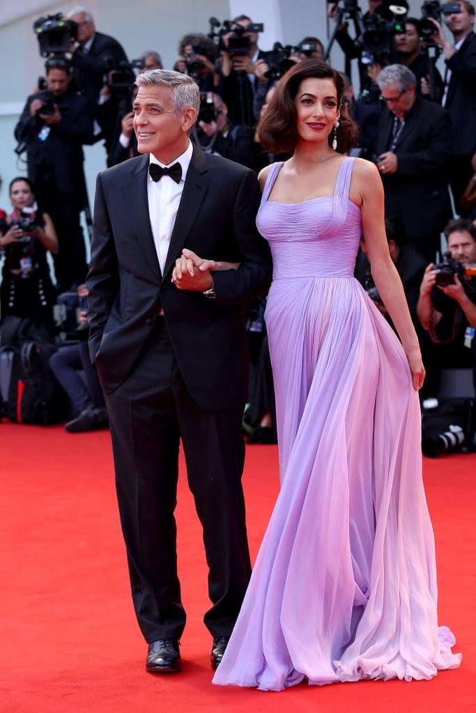 Amal Clooney's Red Carpet Dresses