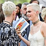 Katy Perry and Cara Delevingne Look The Same
