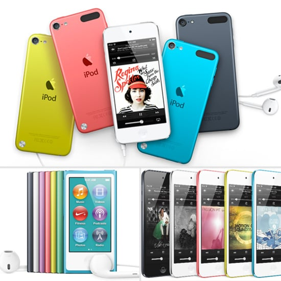 iPod Touch and iPod Nano Get a Colorful, HD Makeover