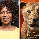 Who Plays Sarabi in The Lion King Reboot?