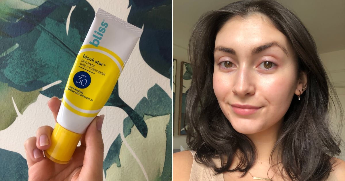 This $22 Sunscreen From Target Is So Lightweight and Silky, I Enjoy Applying It Daily
