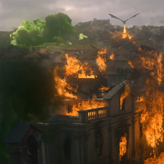 Where Did the Green Wildfire Come From on Game of Thrones?