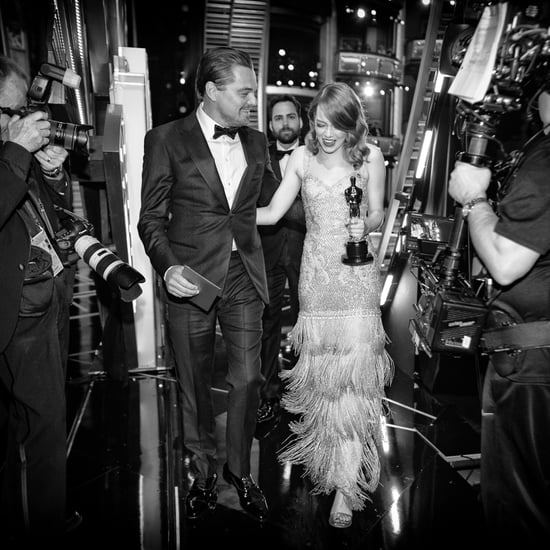 Black-and-White Pictures From the 2017 Oscars