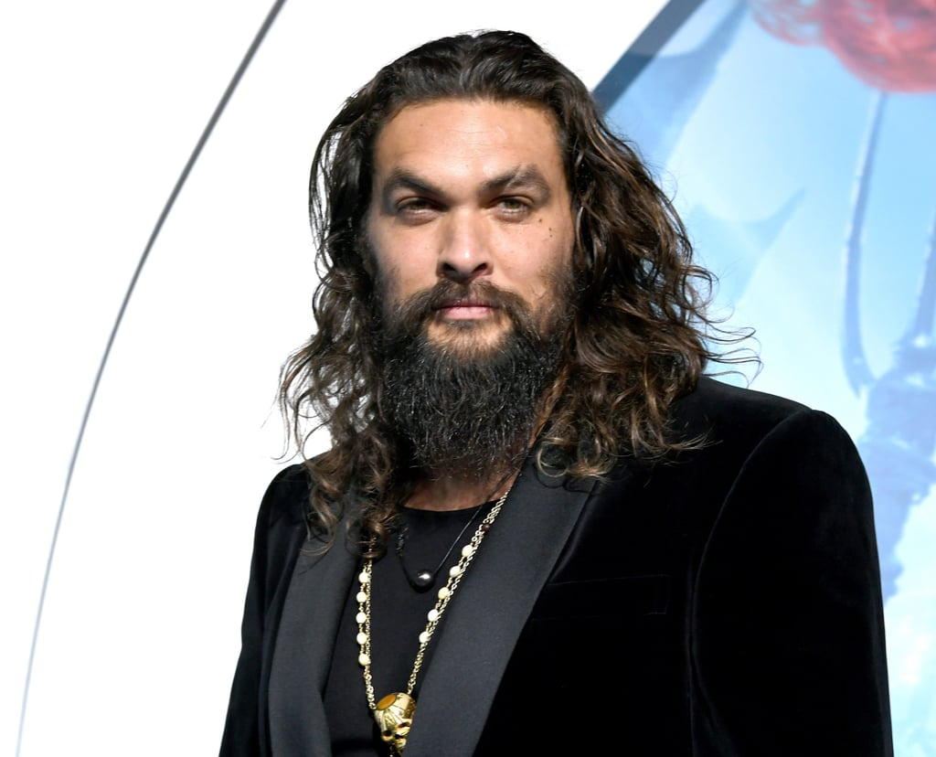 Jason Momoa Admits to Being Nervous About His Kids Seeing Aquaman