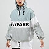 Ivy Park Logo Crop Top