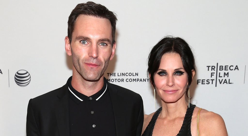 Courteney Cox Engagement Ring From Johnny McDaid