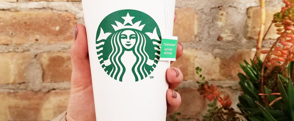Starbucks Just Released the Perfect Wellness Teas to Get You Through Winter
