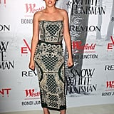 Kristen Stewart attended a Snow White and the Huntsman premiere in Sydney.