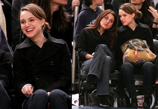 Natalie Cheers on Knicks, We Cheer on Natalie