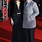 Tom Cruise and Paula Patton hit the red carpet for the Moscow premiere of Mission: Impossible – Ghost Protocol.