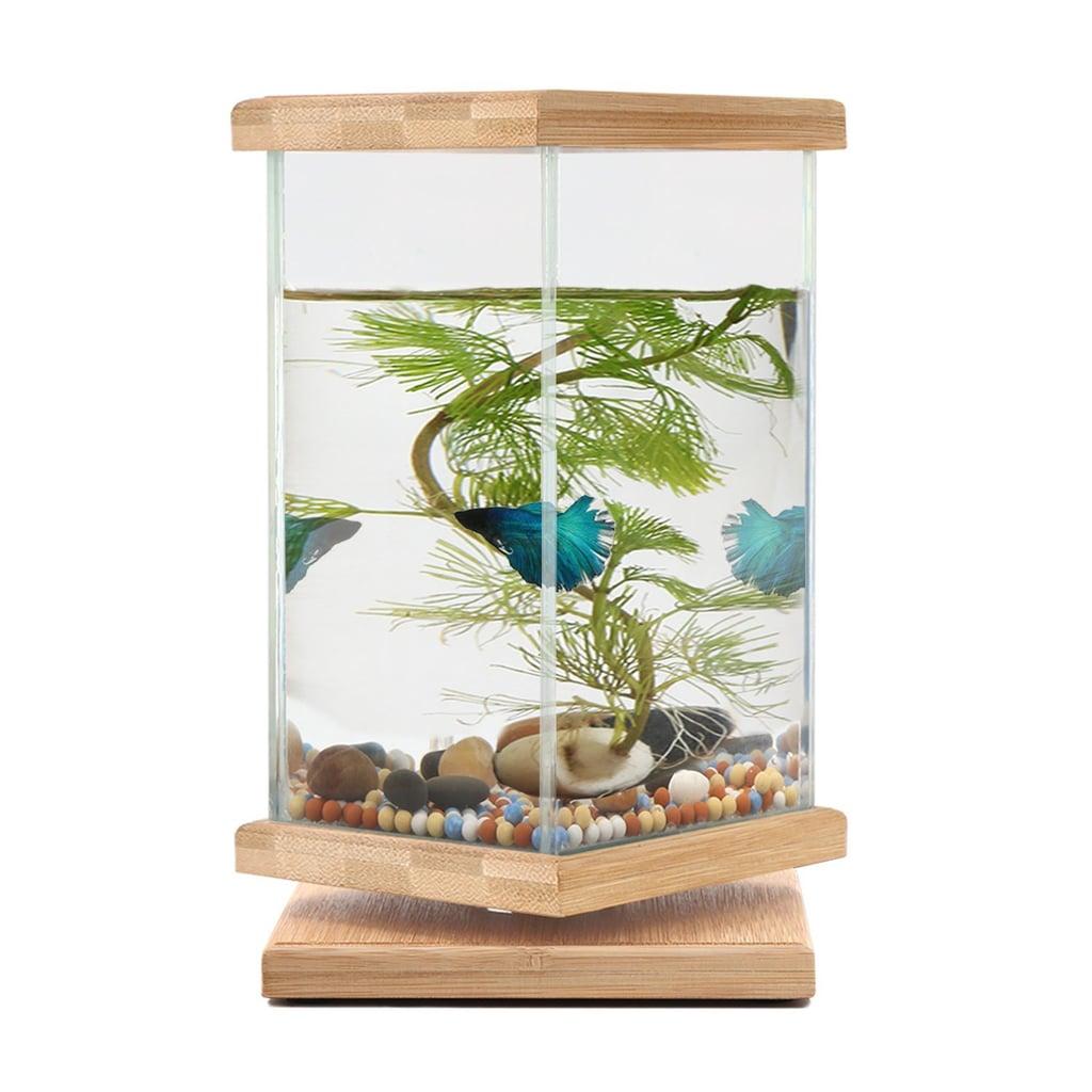 360 Bamboo Fish Tank