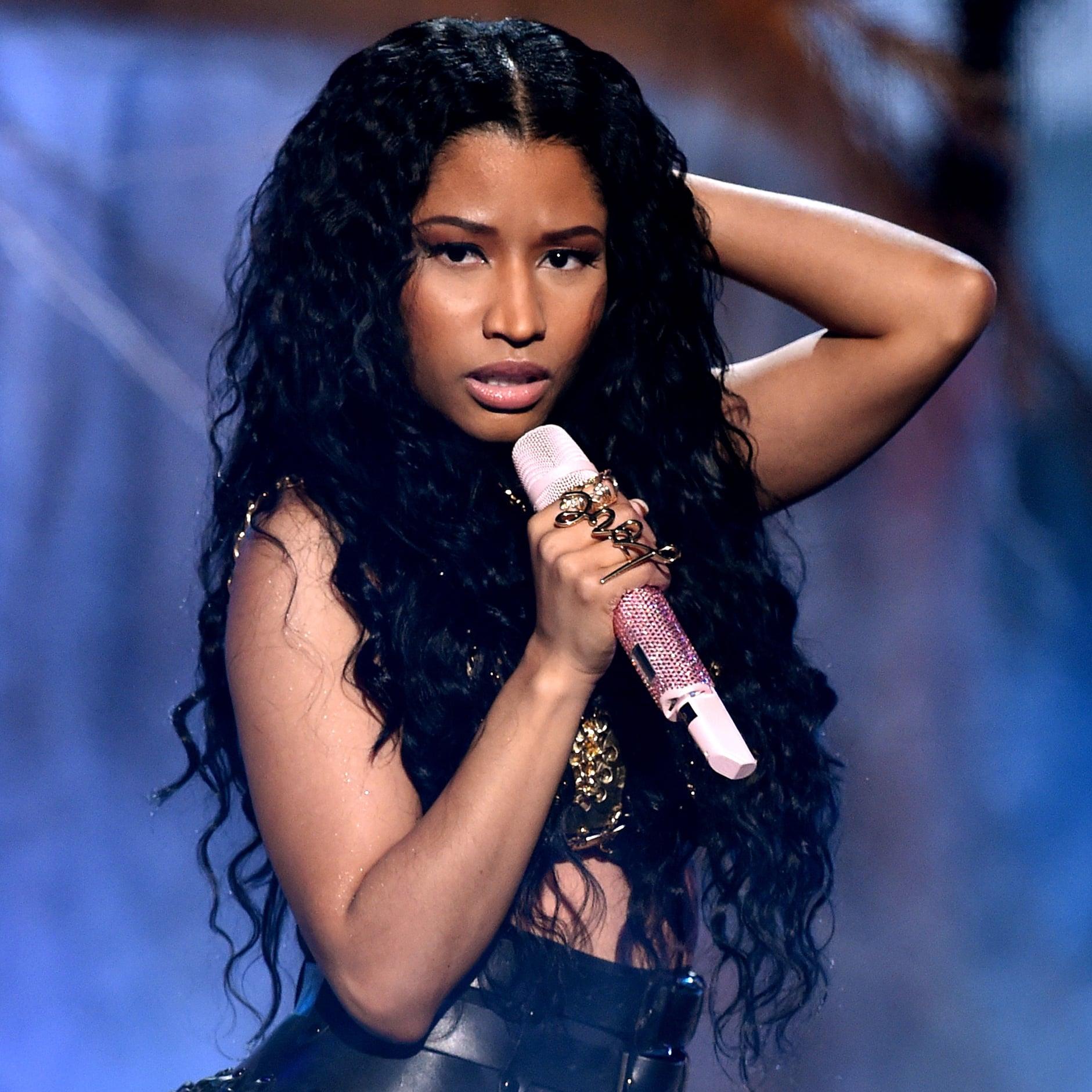 Nicki Minaj Best Guest Verses Popsugar Entertainment