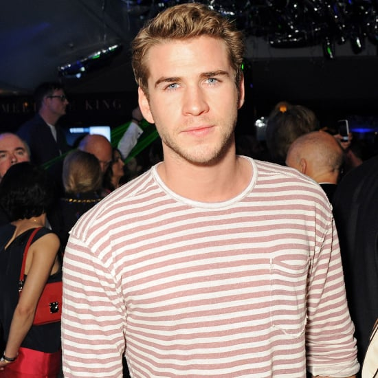 Liam Hemsworth and Solange Knowles at Cannes Party Pictures