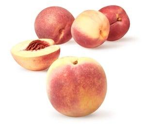 Peach and Snow Pea Stir-Fry