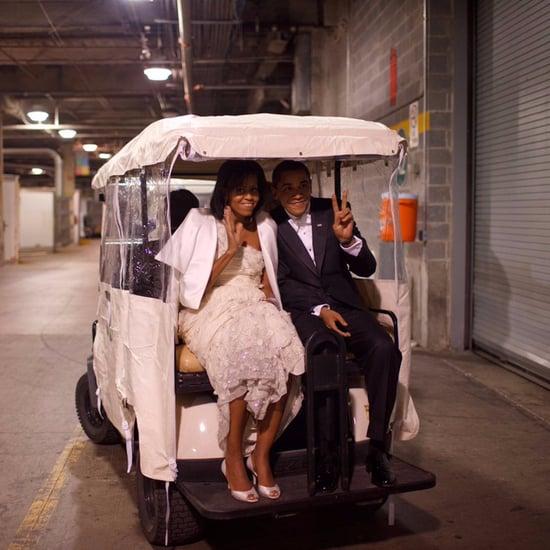 Message D'anniversaire Barack Obama à Michelle Janvier 2017