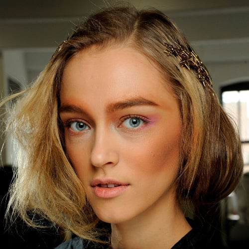 Rodarte Fall 2012 Beauty: Hair, Makeup, and Nails