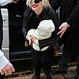 Photos of Gwen, Gavin, and the Kids in LA and London 2009-11-30 09:41:54