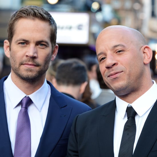 Vin Diesel's Quotes About Paul Walker at Brazil Comic-Con