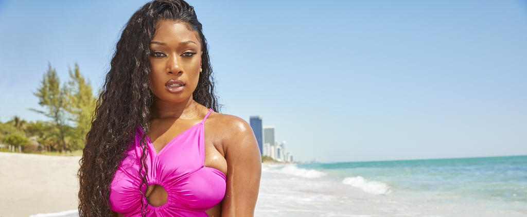 Megan Thee Stallion's History-Making SI Swimsuit Cover