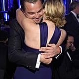 Abgebildet: Leonardo DiCaprio and Kate Winslet