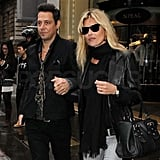 Kate Moss Shops With Jamie Hince Ahead of Her Special Day