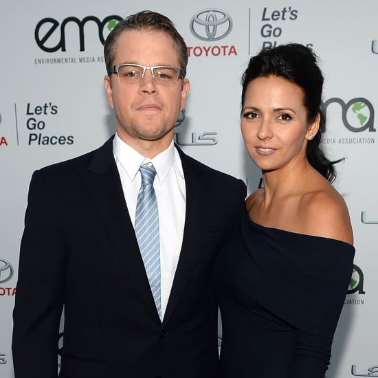 Matt Damon at the Environmental Media Awards 2013 | Pictures